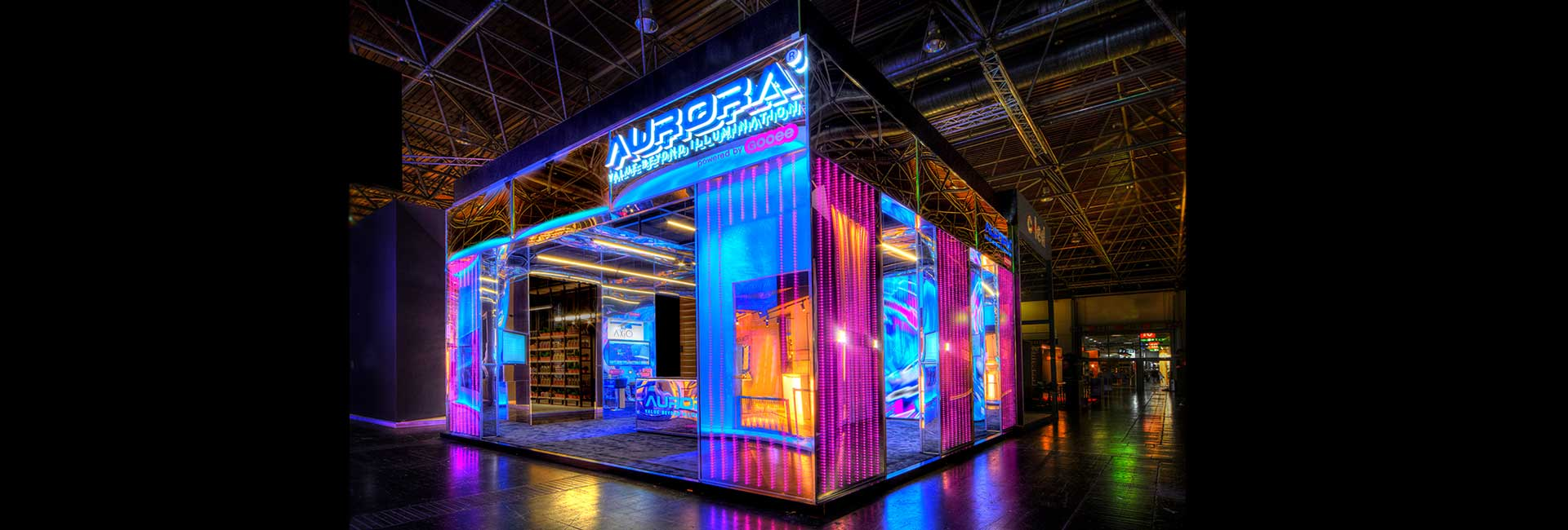a lighting. show products in category aurora lighting to unveil new smart platform at euroshop a