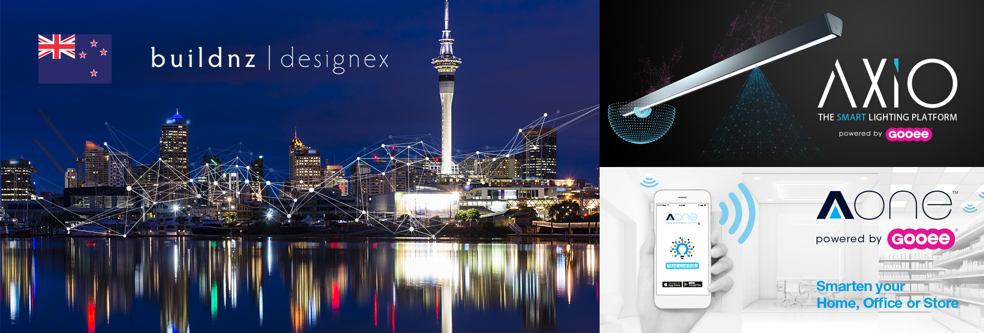 Picture for category Aurora to enter NZ & launch smart lighting platforms at Buildnz!