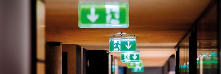 Picture for category Self Test Vs Manual Test Emergency Lighting