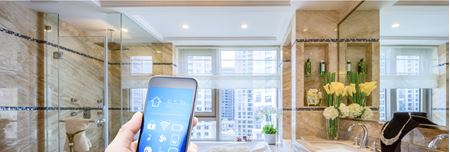 Picture for category Making a Bathroom Smart is Easy with Aurora's AOne™