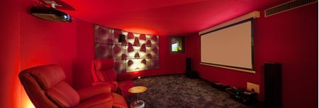 Picture for category Professional, Stylish Smart Lighting for Cinema Rooms