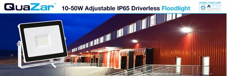 Picture for category Illuminate Warehouses and Office Buildings with Floodlights